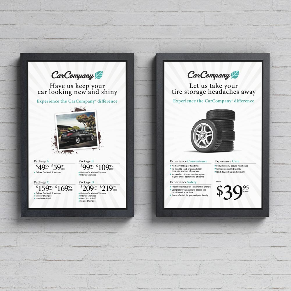 Car Company Posters